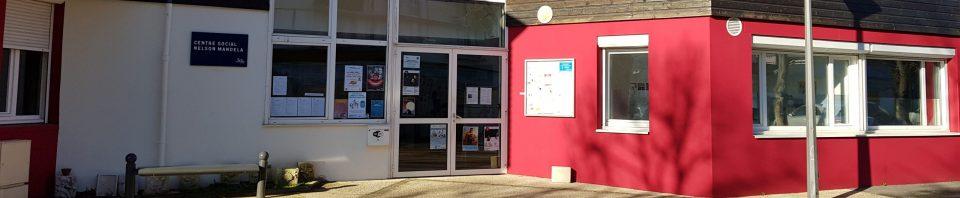 Centre social Nelson Mandela de Saint-Michel-Sur-Orge